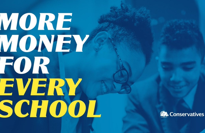 More money for every school