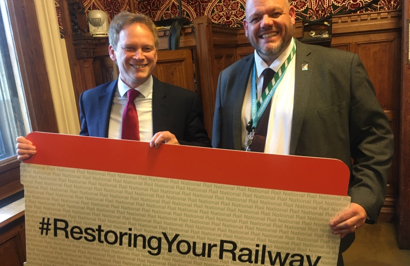 Feasibility study for Silloth railway station mooted by Workington MP