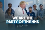 We are the party of the NHS
