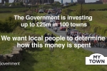 £25m Stronger Towns
